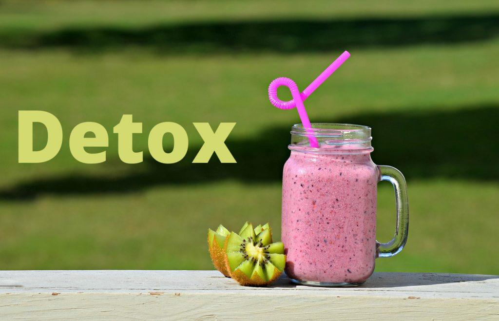 Detox y vitaminas